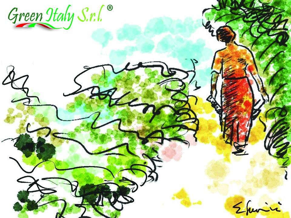 Green italy srl la mappa dell 39 italia che cambia for Green italy